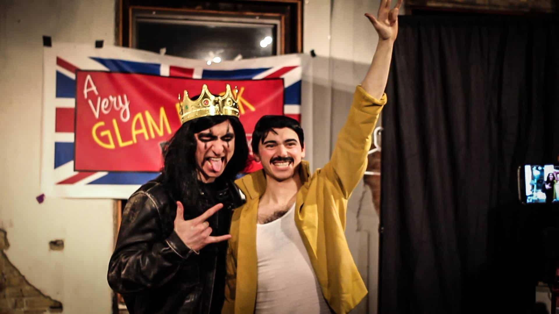 King Ahasuerus, Freddie Mordecai - A Very Awesome Purim