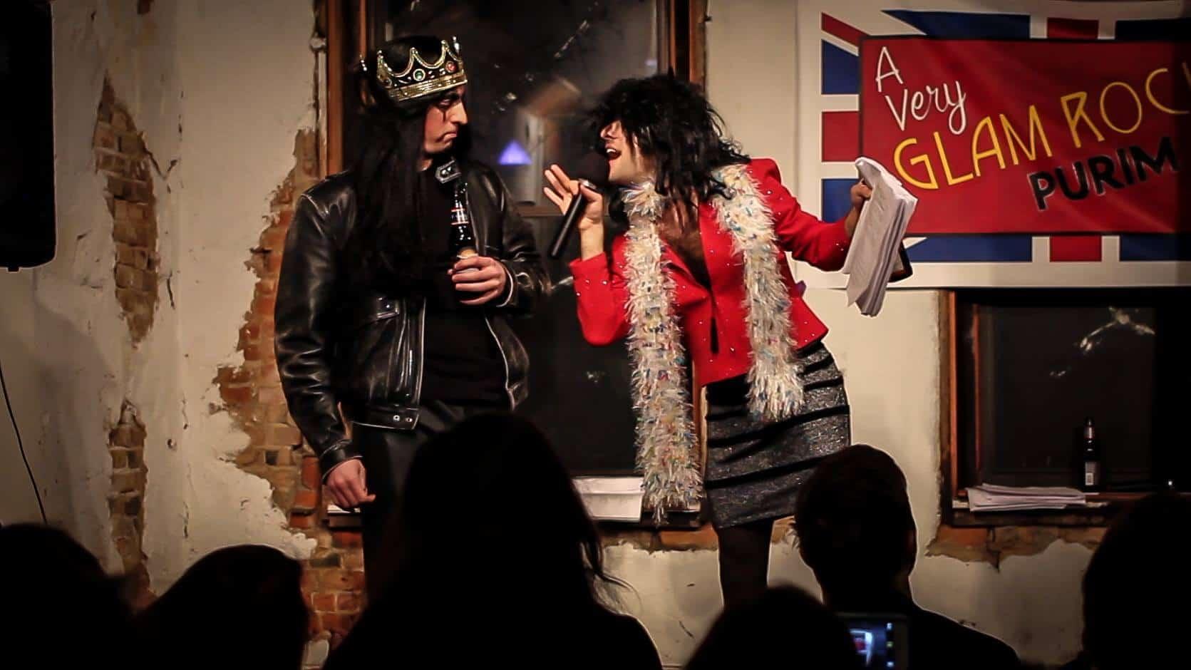 VashT Rex and King Ahasuerus Cooper